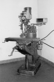 Baxter Machine 5